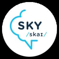 skylogoround
